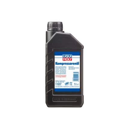 Компрессорное масло LIQUI MOLY Kompressorenol VDL 100
