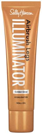 Лосьон-автозагар SALLY HANSEN Airbrush Legs Illuminator 30890579000 Golden 100 мл