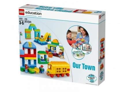 Конструктор LEGO Education Duplo Наш родной город