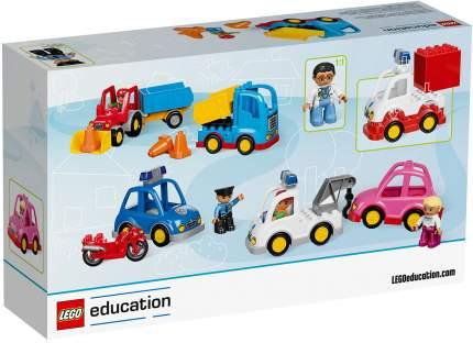 Конструктор LEGO Education PreSchool Duplo Муниципальный транспорт 45006