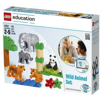 Конструктор LEGO Education Duplo Дикие животные 45012