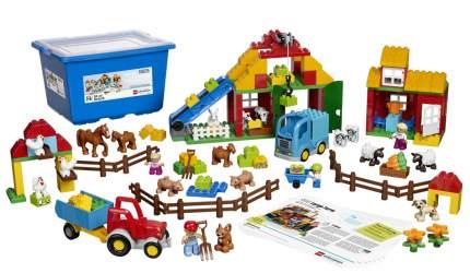 Конструктор LEGO Education PreSchool Duplo Большая ферма 45007