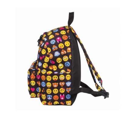 Рюкзак детский Brauberg молодежный Смайлики 41х32х14 cм