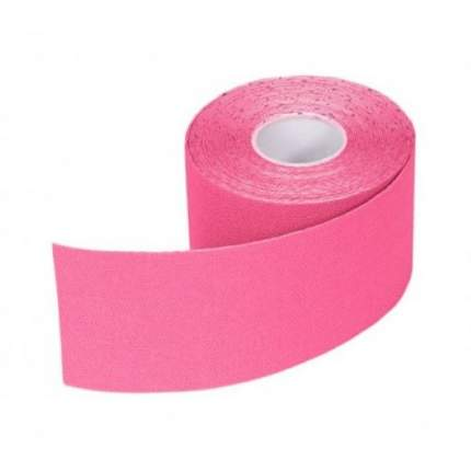 Кинезио тейп, розовый, 5 см x 5 см Ergodynamic