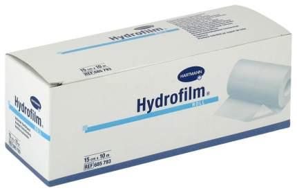 Фиксирующий пластырь из прозрачной пленки в рулоне, 15 см x 10 м Hydrofilm Roll