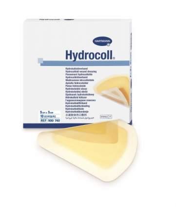 Гидроколлоидная повязка, 5х5 см Hydrocoll 10 шт.
