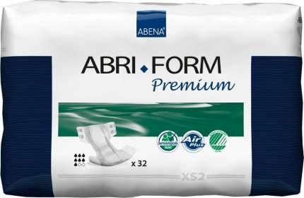 Подгузники для взрослых XS2, 32 шт. Abena Abri-Form