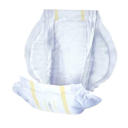 Анатомические подгузники для взрослых, 30 шт. San Seni Normal
