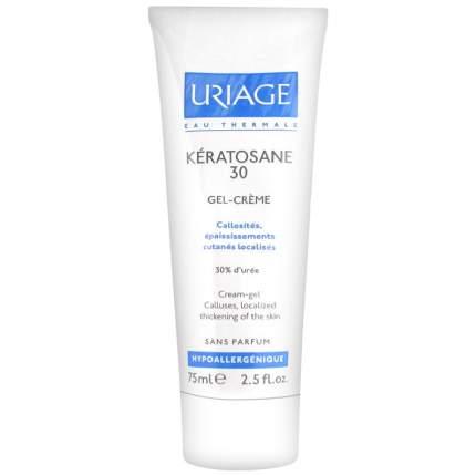 Гель для ног Uriage Keratosane-30 75 мл