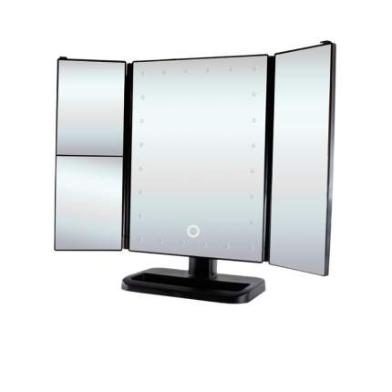 Косметическое зеркало GESS uLike GESS-805, подсветка 24 LED лампы