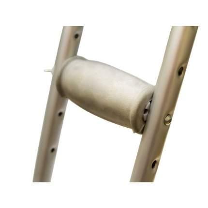 Костыли подмышечные, малые (под рост 140-160 см), металлические Amrus AMUC01