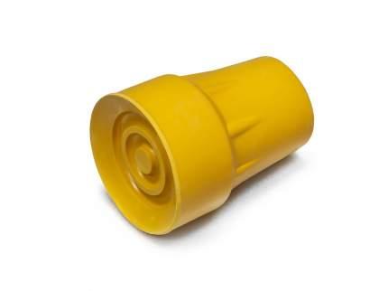 Насадка на трость, резиновая, внутренний диаметр 20 мм Amrus AMСТ83