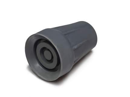 Резиновая насадка на трость Amrus AMСТ82, внутренний диаметр 15 мм