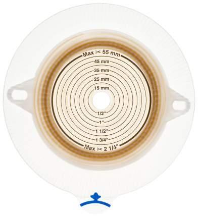 Пластина Экстра Адгезив для стомного мешка, 60 мм (2833/17720) Alterna