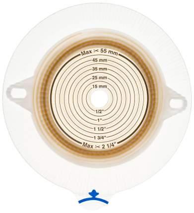 Пластина Экстра Адгезив для стомного мешка, 50 мм (2832/17719) Alterna