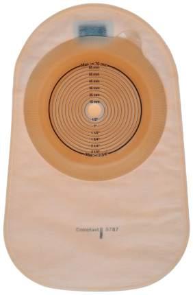 Недренируемый непрозрачный калоприемник, вырезаемое отверстие 10-76 мм SenSura