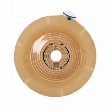 Конвексная пластина с креплением для пояса, отверстие 15-33 мм, фланец 50 мм Alterna