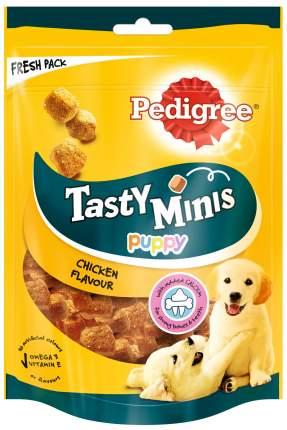 Лакомство для щенков всех пород Pedigree Tasty Minis Puppy с курицей, 125г
