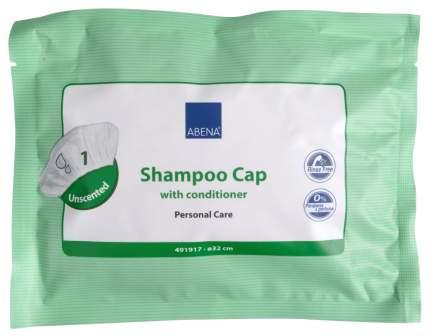 Шапочка с шампунем для мытья волос без воды Abena Shampoo Cap 1 шт.