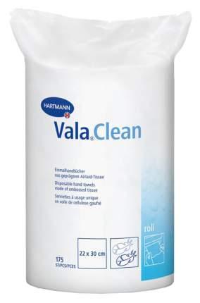 Одноразовые полотенца в рулоне, 22х30 см Vala Clean Roll