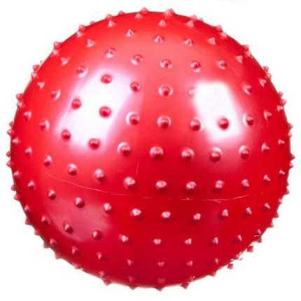 Массажный мяч, красный, 20 см