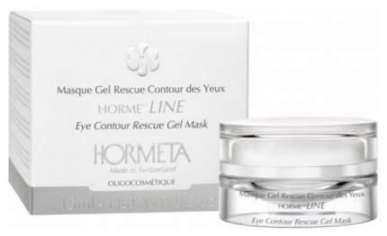 Маска для глаз Hormeta Gel Resque Contour des Yeux 15 мл