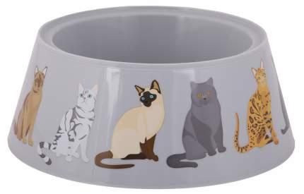"""Миска для кошек """"Cats"""" 0,7 л"""