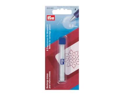 Запасные графиты для механического карандаша PRYM, 0.9 мм, белый, 610841
