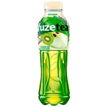 Чай холодный Fuzetea Zero яблоко и киви без сахара 6 штук 1.5 л