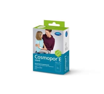 Повязка послеоперационная Cosmopor E стерильная самоклеящаяся размером 7,2 х 5 см 5 шт.