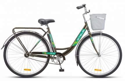 Велосипед 28 дорожный STELS Navigator 345 2019 20 коричневый