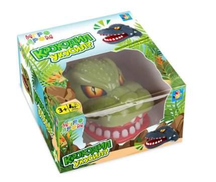 Настольная игра 1 TOY Т16686 Игродром Крокодил укусил?