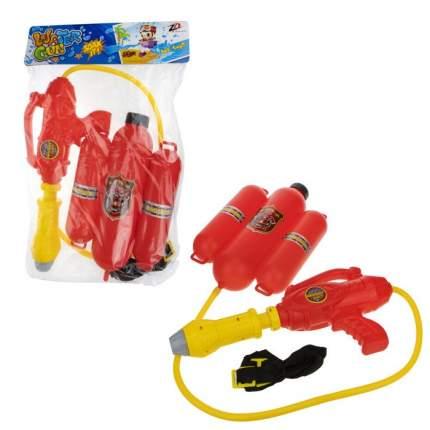 Игрушечное оружие 1 TOY Т17333 Аквамания водяное с рюкзаком-емкостью