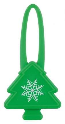 Подвеска-маячок для кошек и собак TRIXIE Christmas Tree, силикон