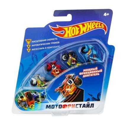 Игровой набор 1 TOY Т16719 Hot Wheels Мотофристайл