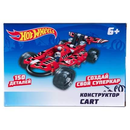 Конструктор 1 TOY Т15404 Hot Wheels Cart, 150 деталей