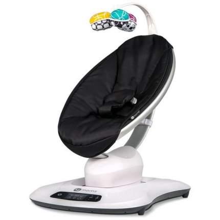 Кресло-качалка 4moms mamaRoo 4 Black Classic