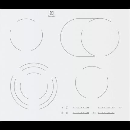 Комплект встраиваемой техники Electrolux EHF 96547 SW + OPEA 4300 X