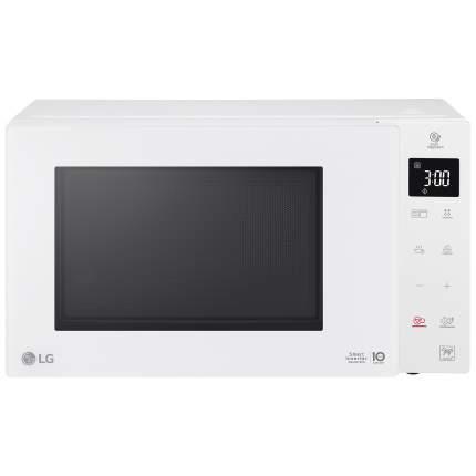 Микроволновая печь с грилем LG MB63R35GIH white