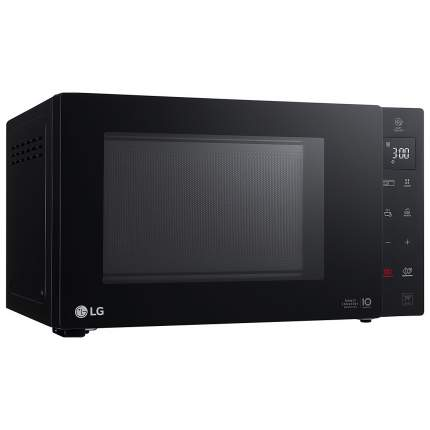 Микроволновая печь с грилем LG MB63R35GIB black