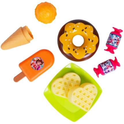Набор продуктов игрушечный Enchantimals Набор десертов, 10 предметов