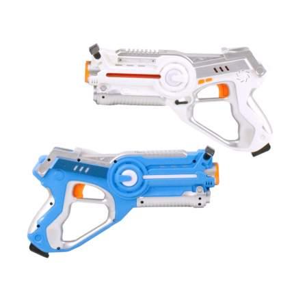 Набор инфракрасного оружия Shantou Gepai 2 бластера и 2 маски JB202418