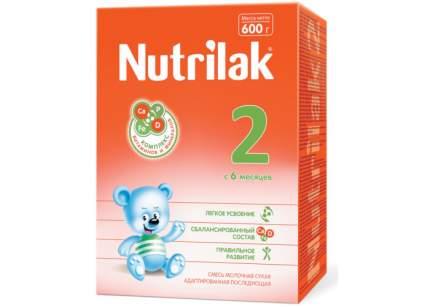 Смесь молочная детская Nutrilak 2 6м+, 600 г