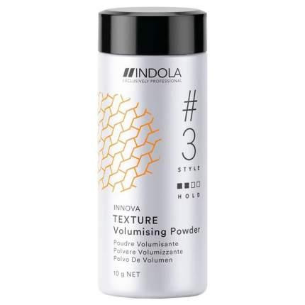 Средство для укладки волос Indola Innova Texture Volumising Powder 10 г