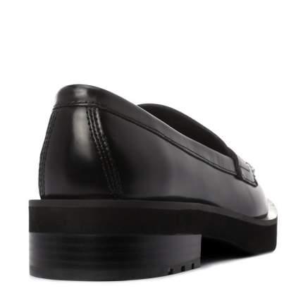 Лоферы женские Calvin Klein Jeans NAASIA черные 37 EU