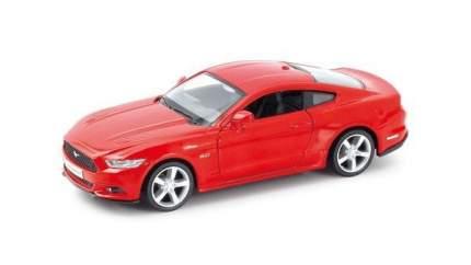 UNI-FORTUNE Машина инерционная Ford 2015 Mustang, красная 554029-RD
