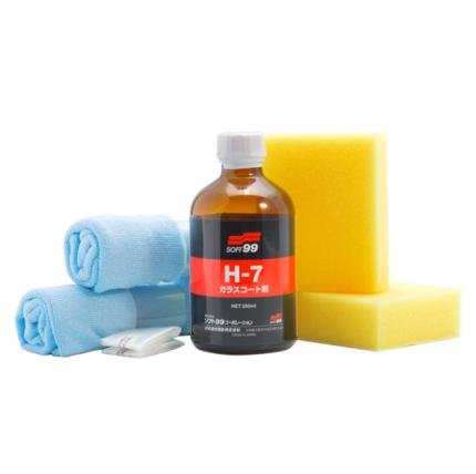 Покрытие жидкое стекло Soft99 H-7 10088 0,1 л