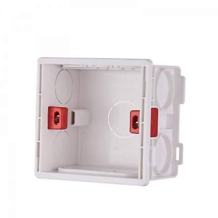 Монтажная коробка (подрозетник) для выключателей Aqara MB001