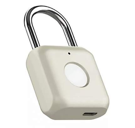 Навесной замок с отпечатком пальца Xiaomi Smart Fingerprint Lock Padlock YD-K1 Gold