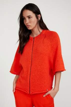Пиджак женский Finn Flare S20-12100 оранжевый XXL